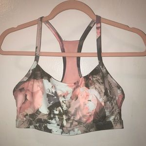 FABLETICS 3PC SIZE S FLORAL WORKOUT OUTFIT